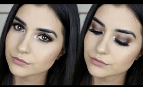 Cool Toned Makeup Tutorial | Girls Night Out