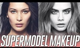 "Supermodel ""No Makeup"" Makeup"