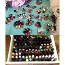 Organized my nail polish
