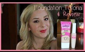 Ready Set Gorgeous Foundation Routine + Review