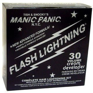 Manic Panic Flashlightning Bleach Kit