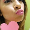 Soft Pink Lips & Eyes