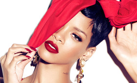 RiRi Hearts MAC: MAC's New Collection Has Us Talking That Makeup Talk
