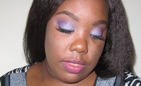 Domestic Abuse Awareness Month FOTD