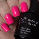 Madam Glam Soak Off Gel Review