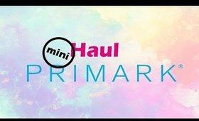 Mini Haul Primark (Spacial Makeup)