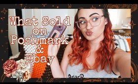 What Sold on Poshmark And Ebay this Week!   Part Time Reseller