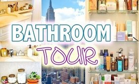 NYC Apartment Bathroom Tour!