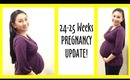 24 + 25 Week Pregnancy Update!