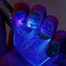 glow In tha Dark Nails