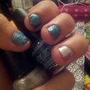 Blue sparkles <3