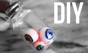 DIY Eyeball Jar