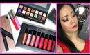HAUL: Anastasia Beverly Hills Self Made Palette, Liquid Lipsticks, Illuminator & Lip Glosses