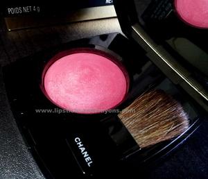 chanel joues contraste in rose tourbillon