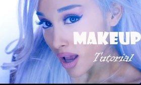 Ariana Grande - Focus Inspired Makeup Tutorial
