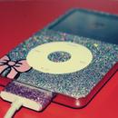 handpainted iPod.