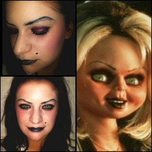 Friend Request Week #2 full face Bride of Chucky