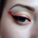 Pretty simple valentines look