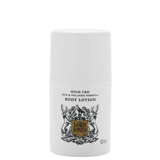 Lord Jones Body Lotion - Fragrance-Free
