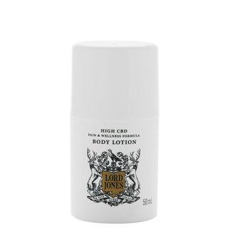 Lord Jones Body Lotion - Fragrance-Free