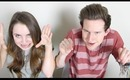 Reasons Why Guys are Scary | Ricky Dillon & Alexa Losey