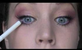 Tropical Eye Makeup Tutorial