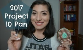 Project Pan| Project 10 Pan 2017| Intro
