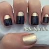 My Classical Chic Nail Design