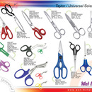 Tailor And Universal Scissors