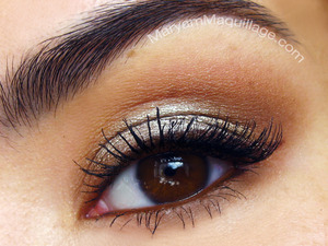 All info on my blog: http://www.maryammaquillage.com/2012/03/taupe-smokey-pour-amelie.html