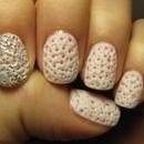No name nails ^_^
