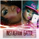 Instagram Baddie look check it out!