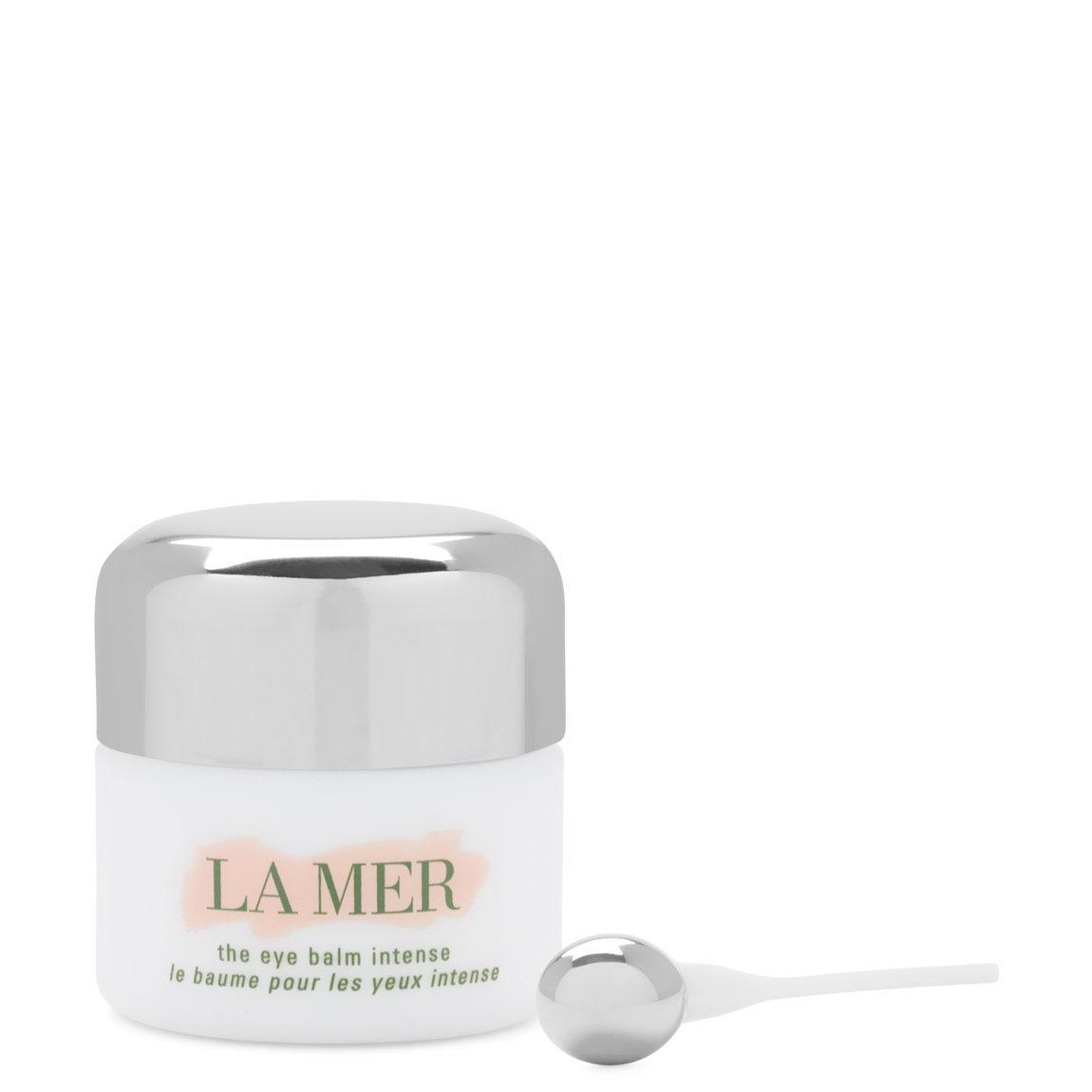 La Mer The Eye Balm Intense product swatch.