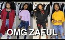 HUGE Fall Clothing Haul Ft. Zaful