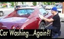 Settling in and & Car Washing disorder? Close5.. | BeautybyLee