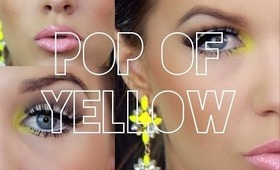 ♡ GET READY WITH ME ♡ Wearable Pop Of Color - Yellow ♡