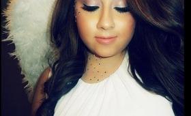 Angel- Halloween Makeup 2013