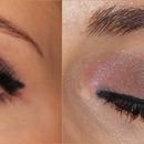Cosmic Eye Makeup