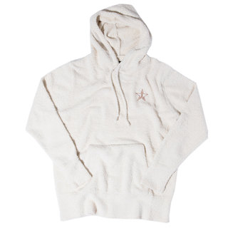 Jeffree Star Cosmetics White Teddy Pullover