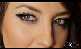 NEW YEARS EVE MAKEUP TUTORIAL | ZG Beauty