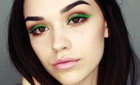 Fun Spring/Summer eye makeup tutorial