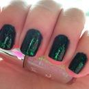Nails Inc Gossip Girl Overglaze Duos - The Blair Collection