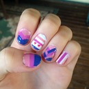 Combination nails
