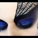 Halloween Spider Make-Up
