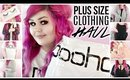BooHoo Plus Size Clothing | Try On Haul 2018