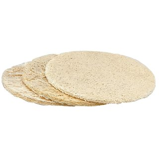 EARTH THERAPEUTICS Loofah Complexion Pads