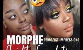 Morphe Fluidity Foundation Demo & 1st Impression .. Should you buy it?