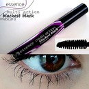 Essence Multi Action Blackest Black Mascara