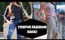 HAUL   Yesfor Fashion 3/15/15