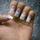 my new nails